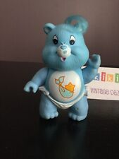 Vintage 1983 Care Bear Baby Tugs Jointed Poseable Figure