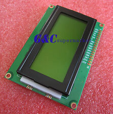 LCD1604 16x4 Character LCD Display Module LCM Yellow Blacklight 5V Arduino