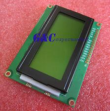 LCD1604 16x4 Character LCD Display Module LCM Yellow Blacklight 5V Arduino New