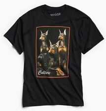 Migos Culture DOBERMAN T-Shirt NEW 100% Authentic