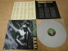 R.E.M. ~ Tourfilm/ Japan LD Laserdisc/ Sheet REM