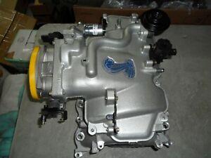 NOS 2001 Ford Mustang SVT Cobra 32V 4.6 DOHC V8 Intake Manifold & Throttle Body