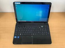 """TOSHIBA L850-166 15.6"""" LAPTOP, 8 GB, 640 GB HDD, INTEL CORE i3, WINDOWS 10"""