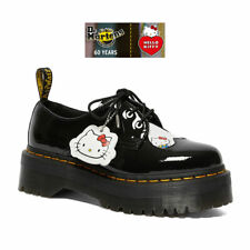 Dr.Martens × HELLO KITTY heart oxford loafer 60th anniv Quad 3 Hole UK4 SHOES