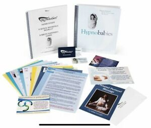 HYPNOBABIES 7th edition Home Study Course (Workbook and All Tracks) Never Used