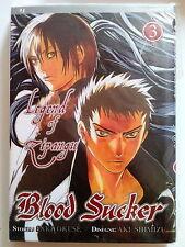 Blood Sucker: Legend of Zipangu n. 3 di Saki Okuse ed.Jpop * NUOVO! * Sconto 40%