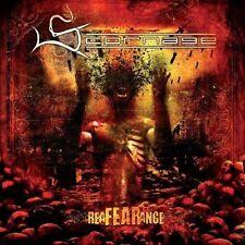 SCORNAGE - Reafearance  CD NEU