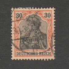 KAPPYSSTAMPS 4034 GERMANY SCOTT 86a USED HR