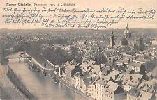 AK Namur Citadelle Panorama vers la Cathedrale Feldpostkarte 1914