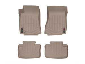 GGBAILEY D4459A-S1A-RD-IS Custom Fit Car Mats for 2004 2007 Cadillac CTS-V Red Oriental Driver Passenger /& Rear Floor 2005 2006