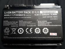 Genuine P150HMBAT-8 CLEVO battery for P150, P151, P158, P170 P175