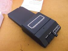 VINTAGE NOS REALISTIC 12-1875 8-TRACK STEREO CASSETTE ADAPTOR PLAYER JAPAN