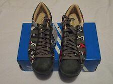 Adidas Superstar Vin Lux Camo 677985001 US 10.5 Sneakers Bone/Loam/Mtgold UK 10