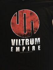Invincible Viltrum Empire by Sky Bound Black T-Shirt- Men's Size Large
