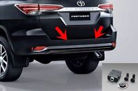 TOYOTA NEW FORTUNER 2015-17 GENUINE BUMPER PARKING SENSOR ALARM