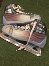 Bauer Vapor XIX Goalie hockey skates mens size 10.5