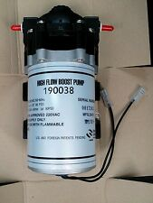 Pompa Booster High Flow 220V acqua pompe camper diaphragm pump water osmos barca