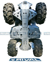 NEW RIVAL Aluminum Skid plate kit BRP Can-Am Renegade G2 2012 13 14 15 2016 2017