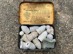 20+ Fired Civil War Bullets & Artillery Fuse Frag. Enfield, Gardner, Sharps etc!
