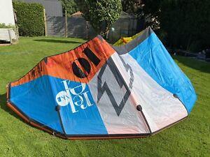 North Rebel Kite Set 10qm +Bar +Bag Kitesurfen Komplettset Anfänger Snow
