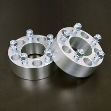 """2"""" Hubcentric 5x150 Wheel Spacers 14x1.5 for Toyota Sequoia Tundra Land Cruiser"""
