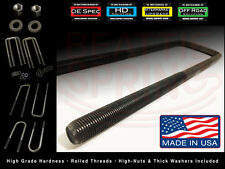 9/16  U-bolts Ubolts U bolts Custom Made Many Sizes Chevy GMC Ford Dodge Trailer