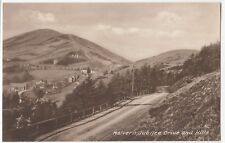 Malvern; The Jubilee Drive & Hills PPC By Tilley, Unposted, c 1920's