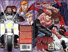 Spider-man the lost years tpb Marvel comics usa 1998 J.M. DeMatteis J. romita Jr