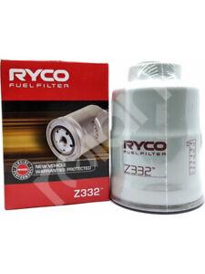 Ryco Fuel Filter FOR NISSAN PATROL Y60 (Z332)