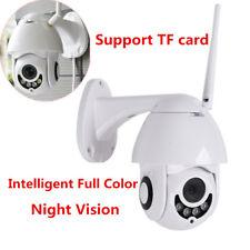Wifi Wireless 1080P HD IP Camera Pan Tilt Outdoor Home Security Hotspot Network