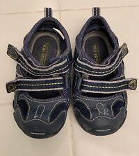 Stride Rite 6Xw Kyle Srt Boys Athletic Sandal Sneaker Shoe Navy Blue Extra Wide