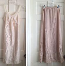 Vintage Gossard Artemis Slip Skirt sz Petite + Henson Kickernick Slip sz 32