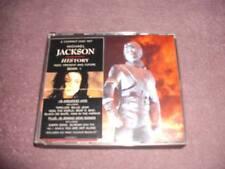 Michael Jackson History Past, Present & Future Book 1 2 CD Fatbox