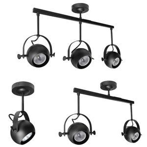 Modern Retro Eyeball Adjustable GU10 Ceiling Spotlight Bar Kitchen Home Lighting
