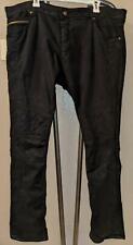 VERY RARE Mens ROCKSTAR Original Unique Distressed Skinny Designer Jeans Size 42