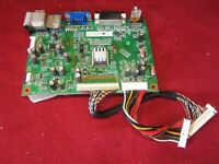 HP ZR24W Monitor Mainboard 5097708400 / PWB-1333-1C - Works Great