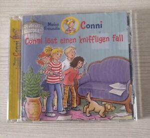 💖 Meine Freundin Conni - Conni löst einen kniffligen Fall 💖 CD * Hörspiel