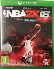 NBA 2K16(Microsoft Xbox One) Basketball Early Tip-Off Edition New Not Sealed