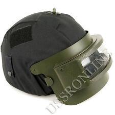 K6-3 Russian Specnaz Spetsnaz Helmet COVER Black