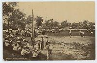Parade, BASEBALL Field, Game Team KANSAS CITY MO Vintage 1909 Missouri Postcard