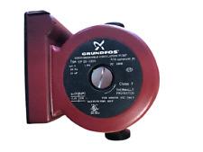 Grundfos Up26 120u Cast Iron Circ Pump 16 Hp 115 Volt Gu 125 Union 52722435