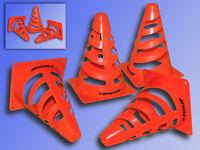 Trainings Kegel, Pylonen, Markierungskegel, Verkehrs Hütchen, Markier Leit Kegel