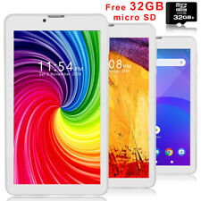 7-inch Phablet 4G Smart Phone + Tablet PC Android 9.0 Bluetooth WiFi Unlocked!