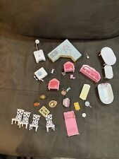 Hello Kitty Dollhouse Accessories