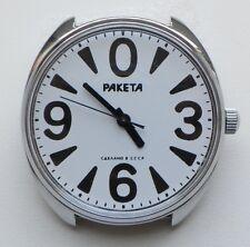Russian Mechanical Watch Raketa Zero Caliber 2609 Made in Russia