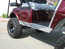Diamond Plate Rocker Panels for Club Car DS yr.82-up