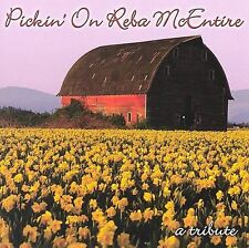 NEW - Pickin' On Reba McEntire, A Tribute by Pickin' on Reba Mcentire