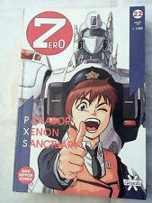 ZERO Anno III N 22 Agosto 1992 PXS Zero Nippon Comix  Fumetto Collezione