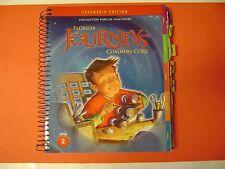 Florida Journeys Common Core Grade 4 Unit 2 Teacher's Edition