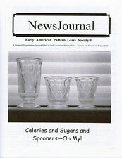 Early American Pattern Glass Society NewsJournal 13-4